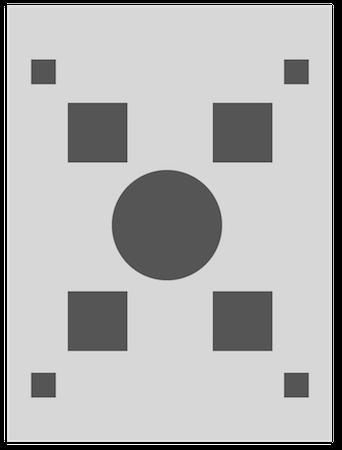 radial balance design
