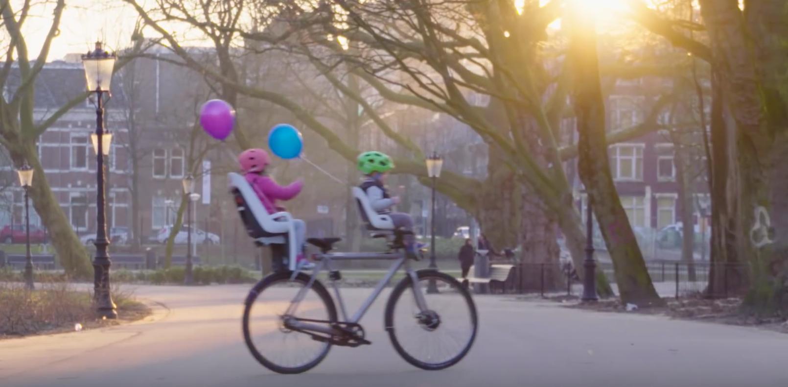 self driving bicycle april fools