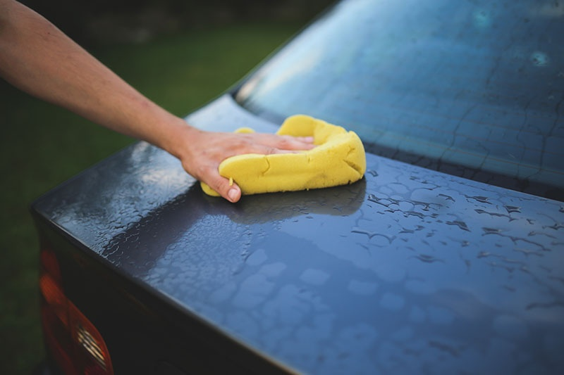 get your car washed with Takl