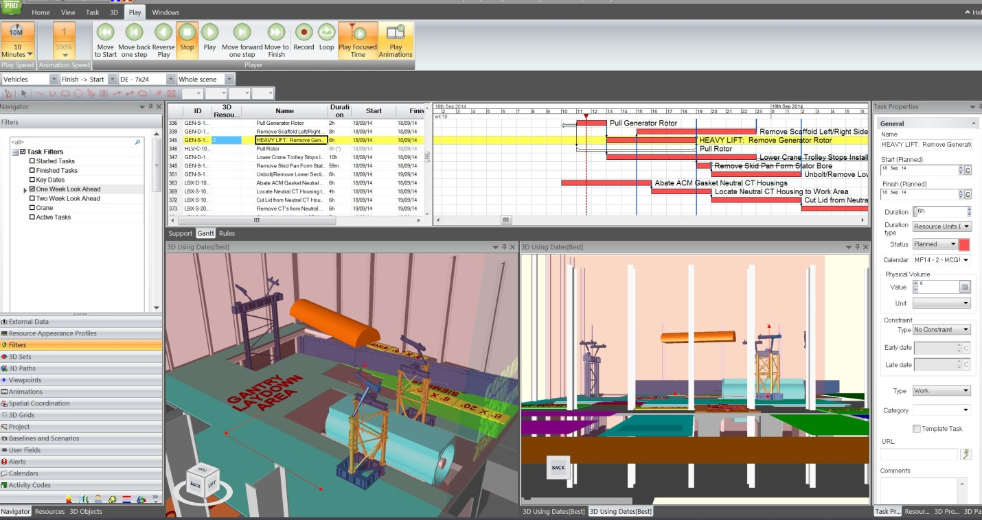 10 Points And The Benefits Of Bim