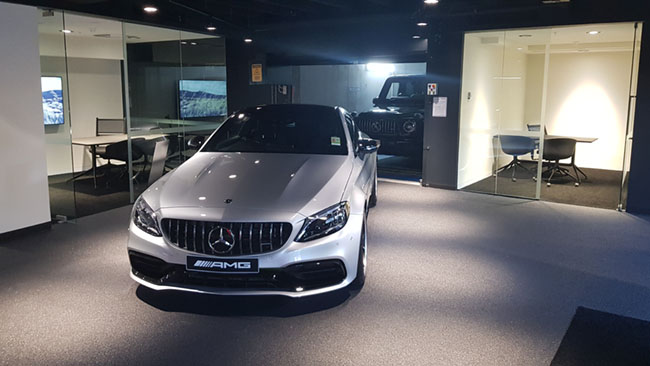 Mercedes-Benz Brisbane's new Autohaus has opened on the 1st of August 2019. Here's how LevantaPark completed the project with 2 cutting-edge vehicle lifts.