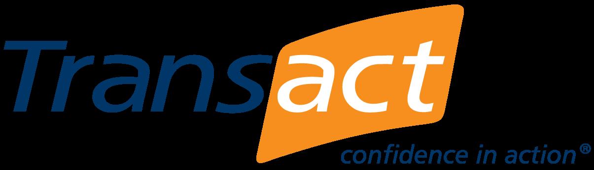 Image result for transact logo