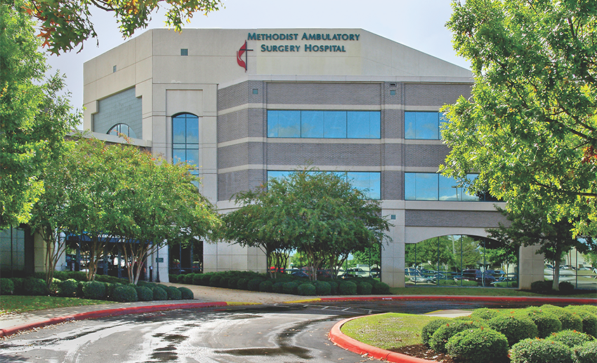 Methodist Ambulatory Surgery Hospital