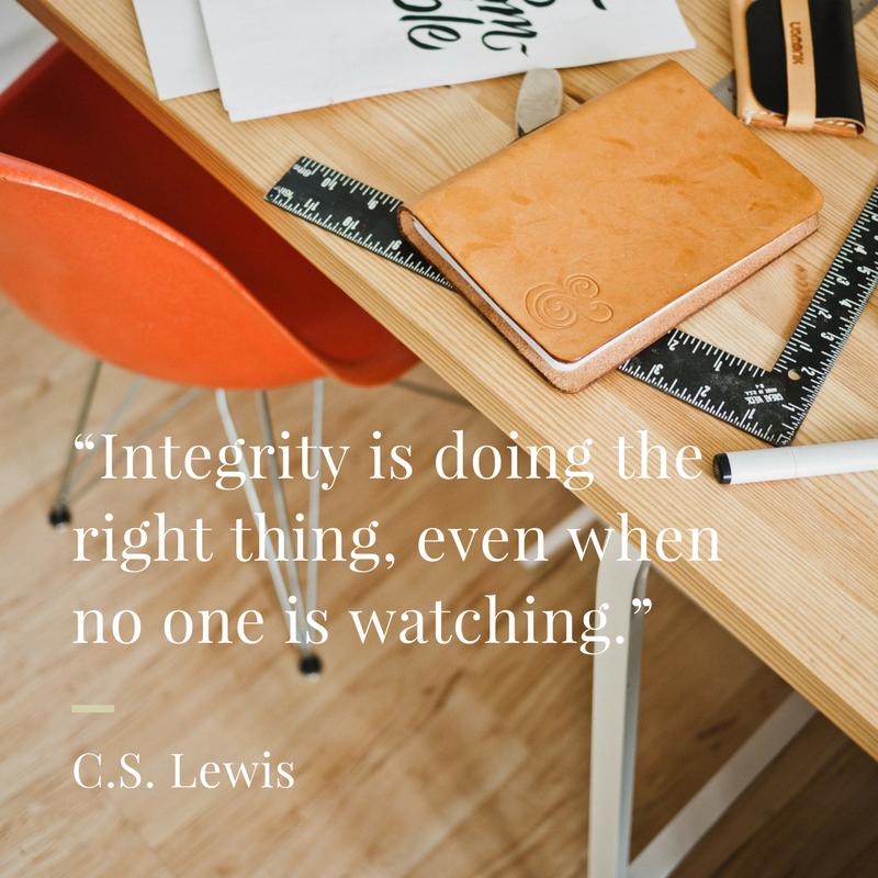 CS Lewis Quote