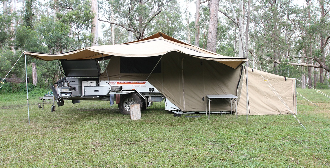 best australian off-road camper trailer