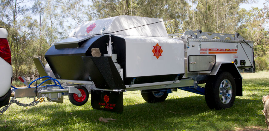 best family australian off-road camper trailer