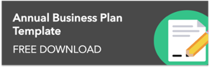 The Step Annual Business Plan Process Infographic - Annual business plan template
