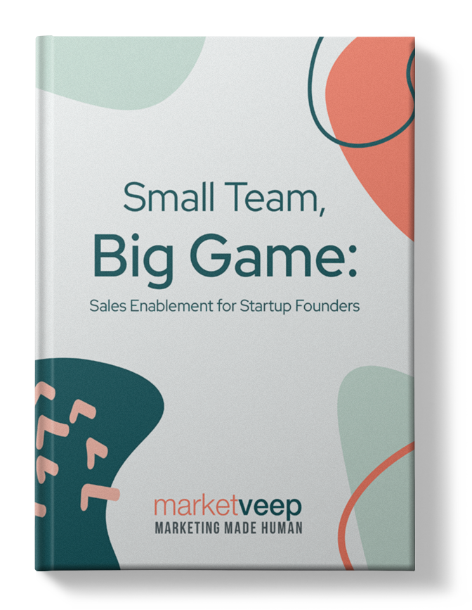 Sales Enablement for Startup Founders