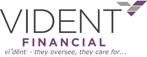 Vident Financial Logo