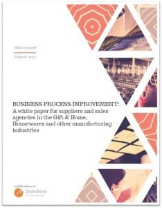 WHITEPAPER: BUSINESS PROCESS IMPROVEMENT