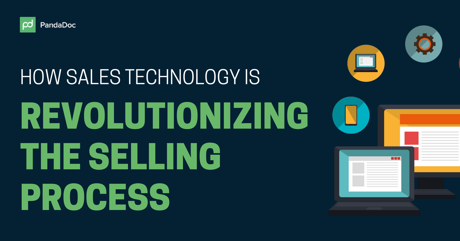 How sales technology is revolutionizing the selling process