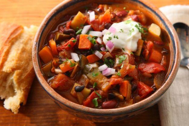 Lifescape Recipes Tasty Vegetarian Chili