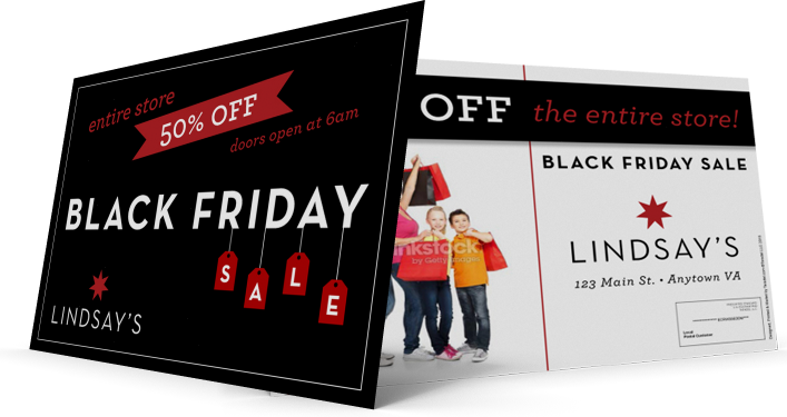 Increase Black Friday Sales With Direct Mail Marketing