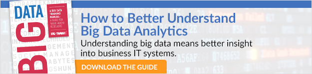 four types of big data analytics and examples of their use