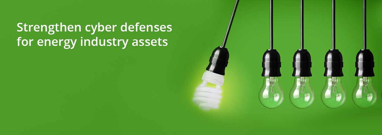 Strengthen cyber defenses for Energy industry assets