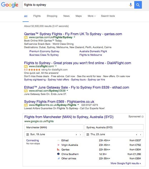 summer s around the corner google wants to book your flights. Black Bedroom Furniture Sets. Home Design Ideas