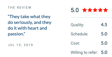 Review from Terry Breedlove, Jones Ford