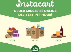 Foods and Instacart