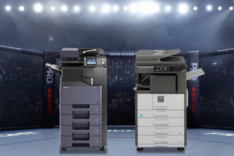 Sharp Copiers vs  Kyocera Copiers: Which is better?