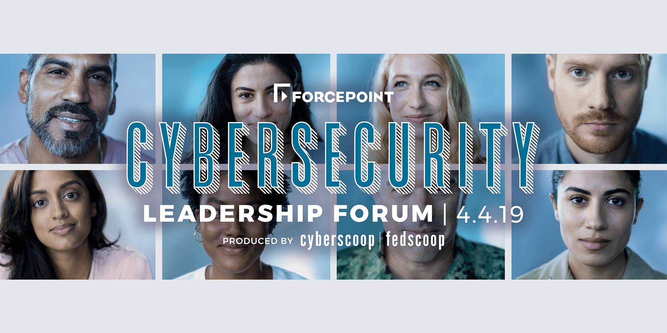 Cybersecurity Leadership Forum