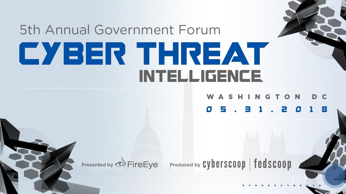 2018 Cyber Threat Intelligence Forum