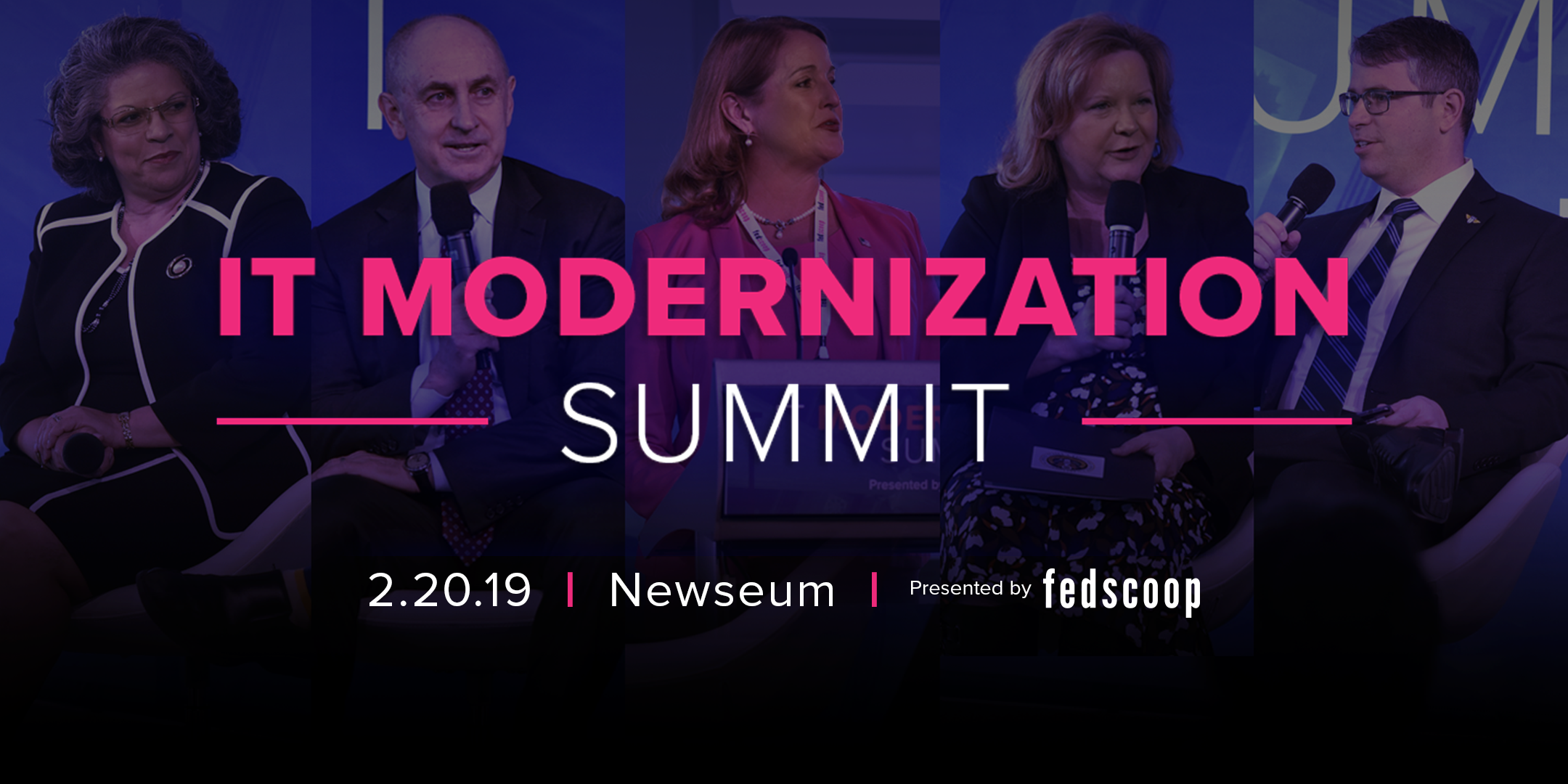 IT Modernization Summit