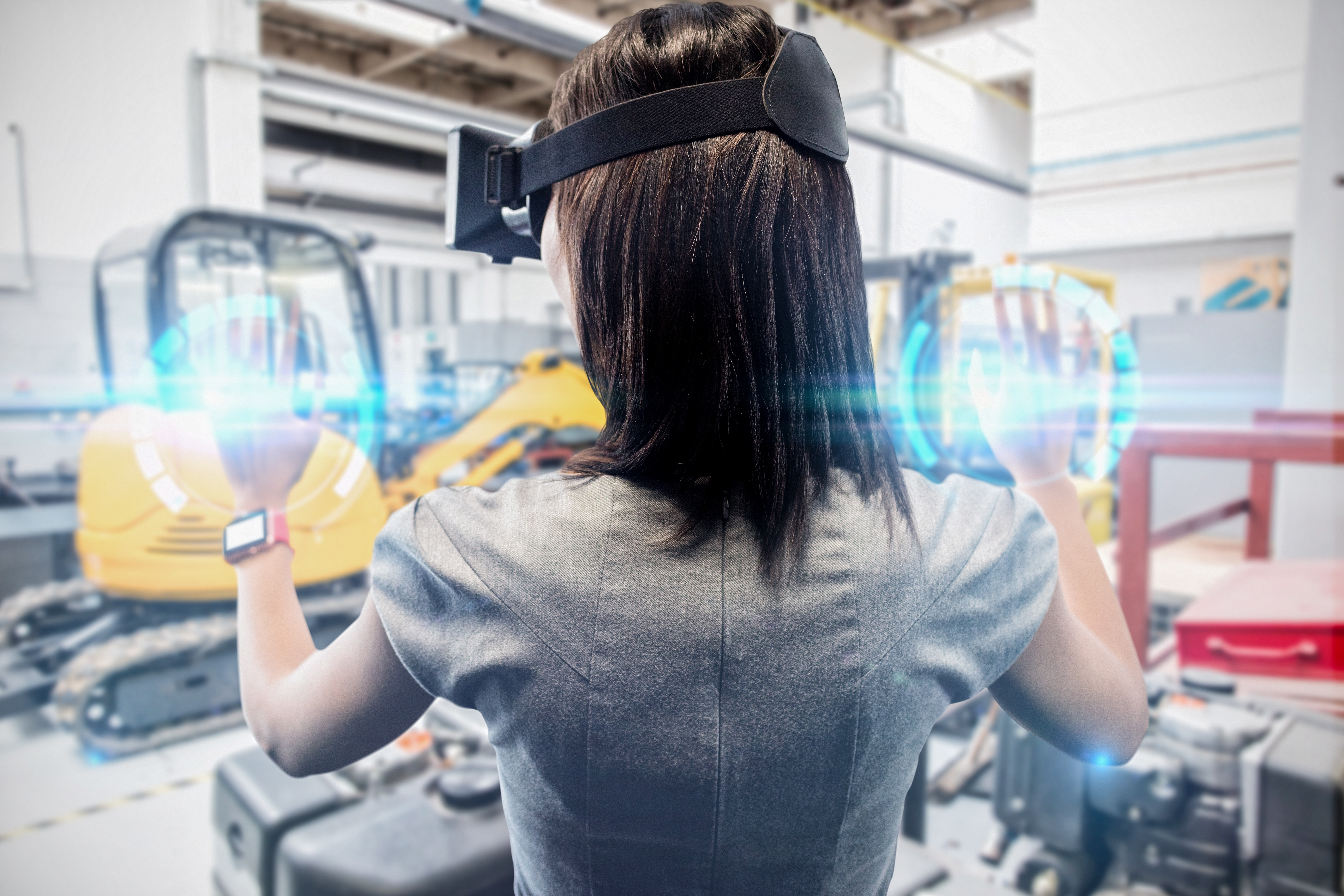Thriving in a Factory of the Future