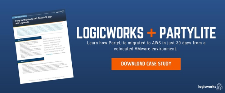 Case Study: PartyLite Migrates to AWS Cloud in 30 Days