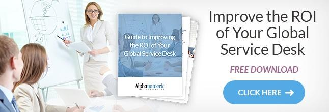 Guide 5 Improving Roi Global Service Desk