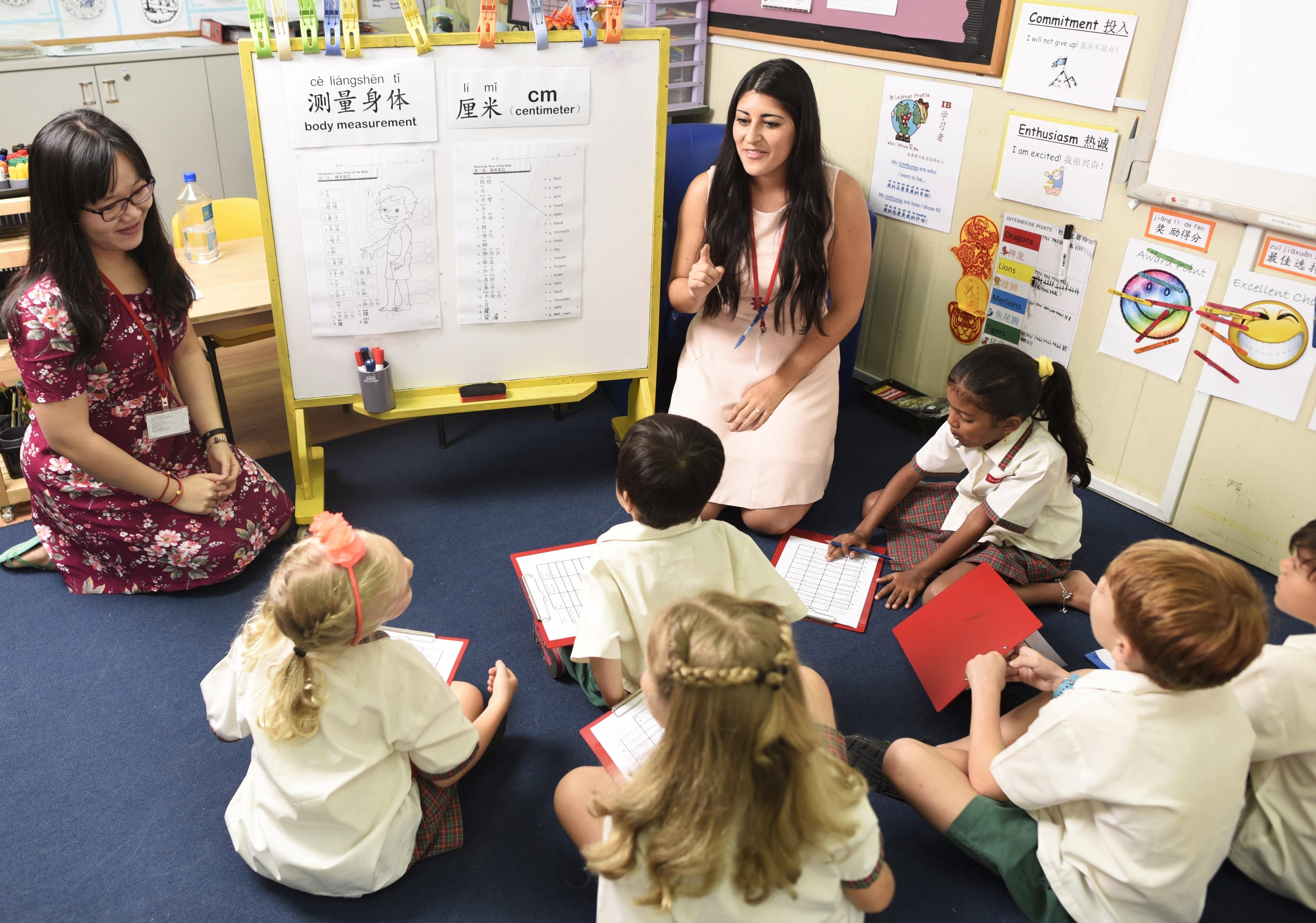 Math concepts - How do children develop an understanding?