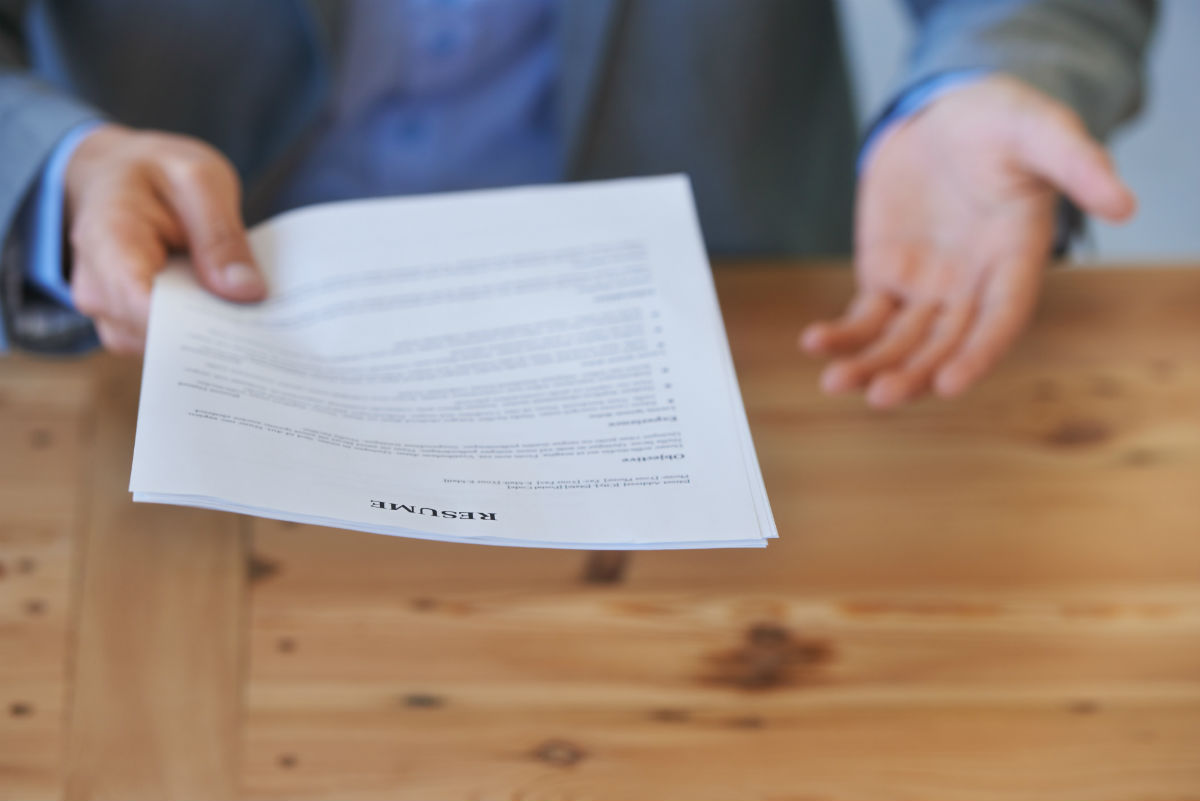 updating your resume keep these recent best practices in mind