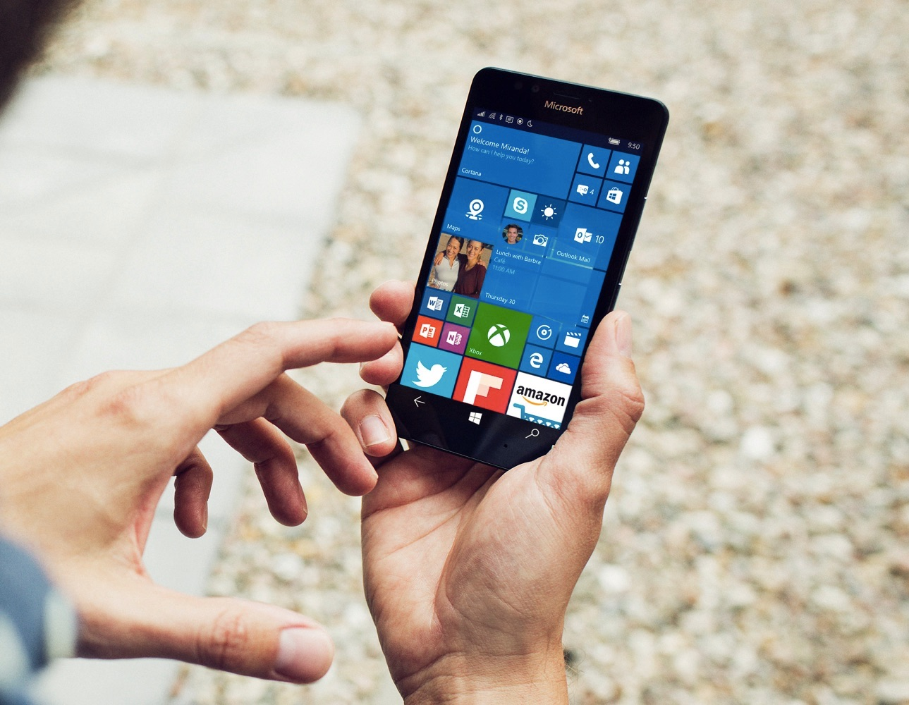 Important information about HERE apps on Windows Phone