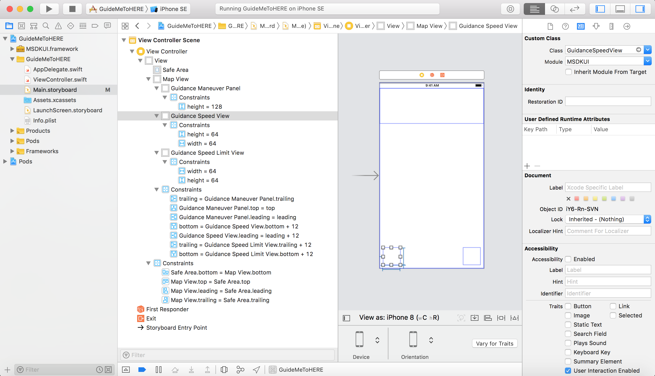 Exploring HERE Mobile SDK UI Kit 2 0 for iOS - HERE Developer
