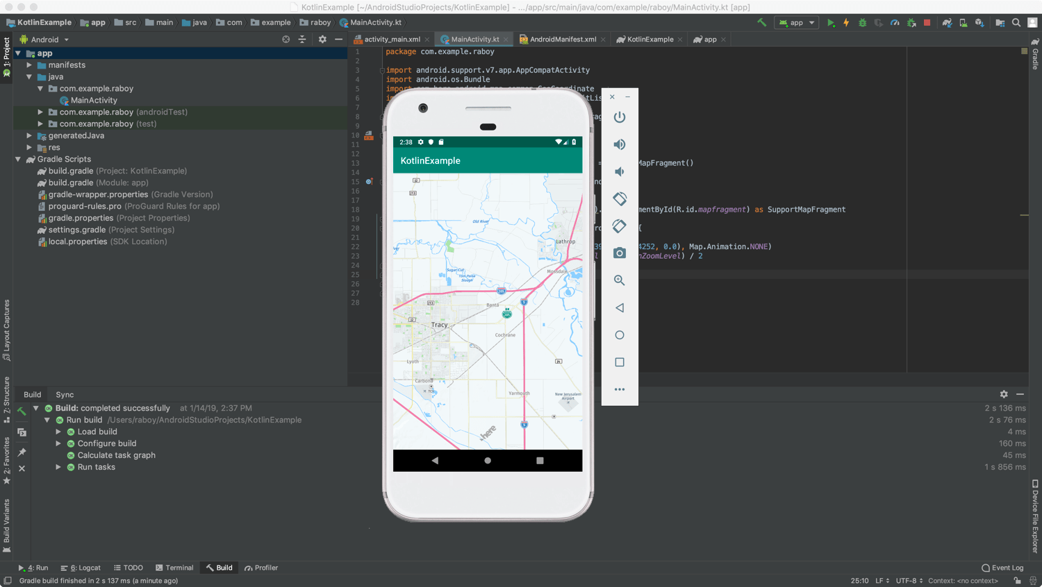 Getting Started With HERE Using Kotlin and the Android SDK
