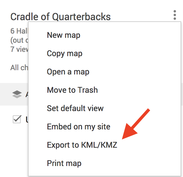 How To Migrate KML to HERE Maps - HERE Developer