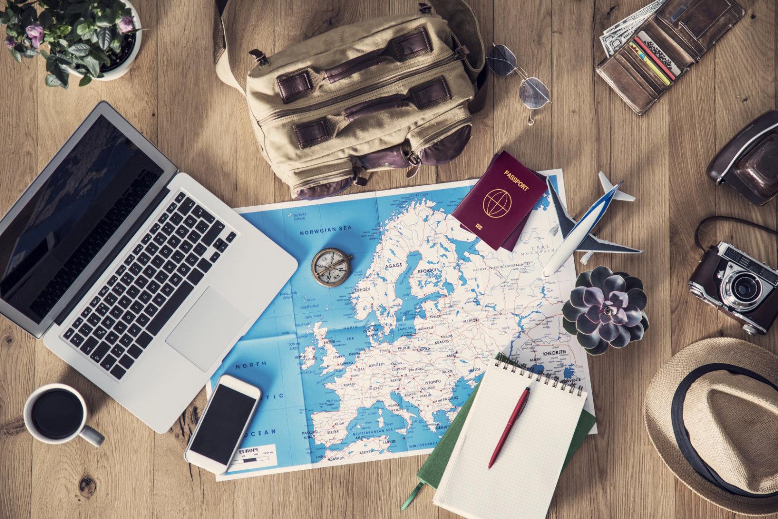 Develop a Cross-Platform Desktop Maps Application with