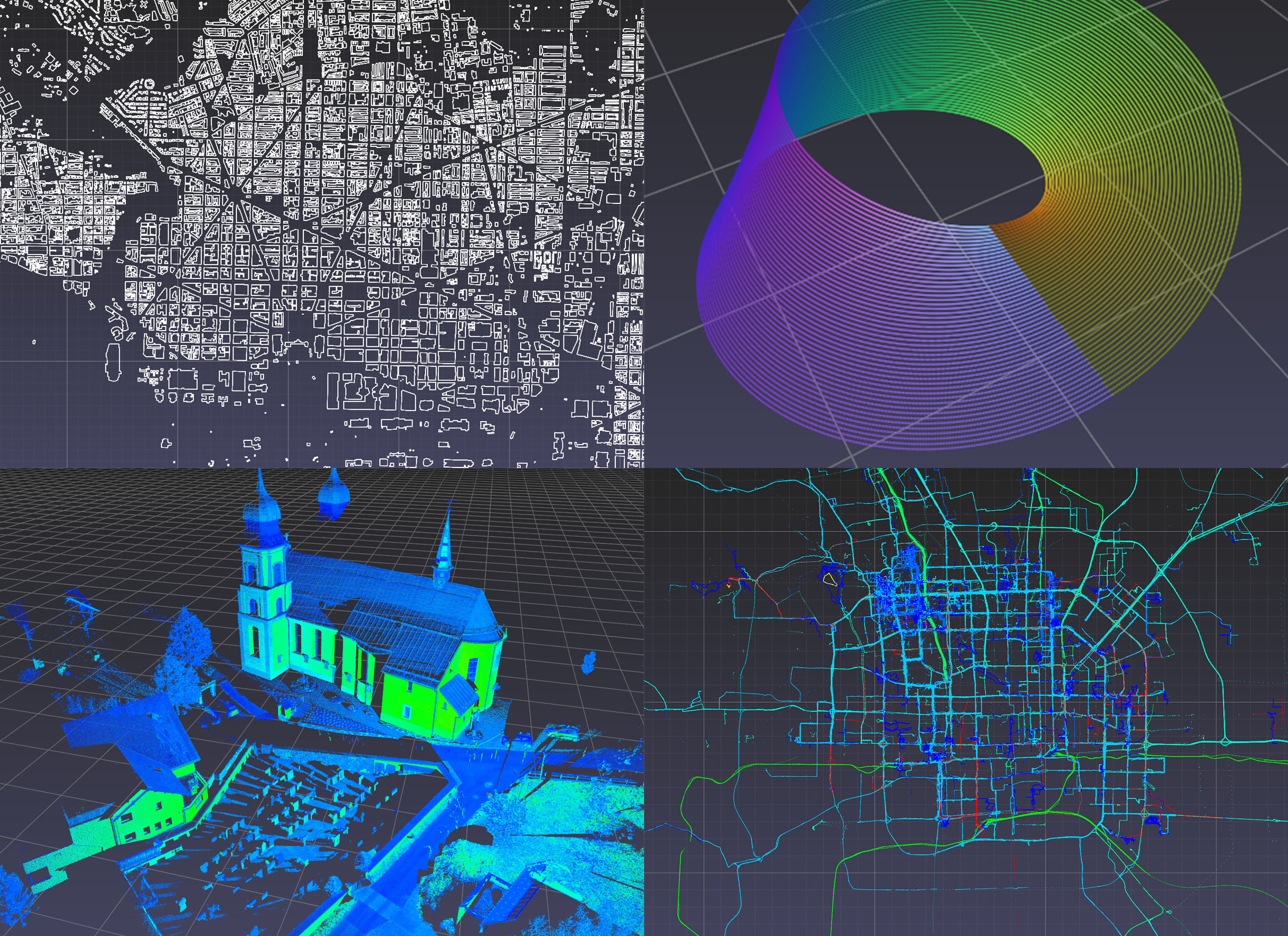 Interactive Visualization of 10M+ 3D Points with New Open-Source