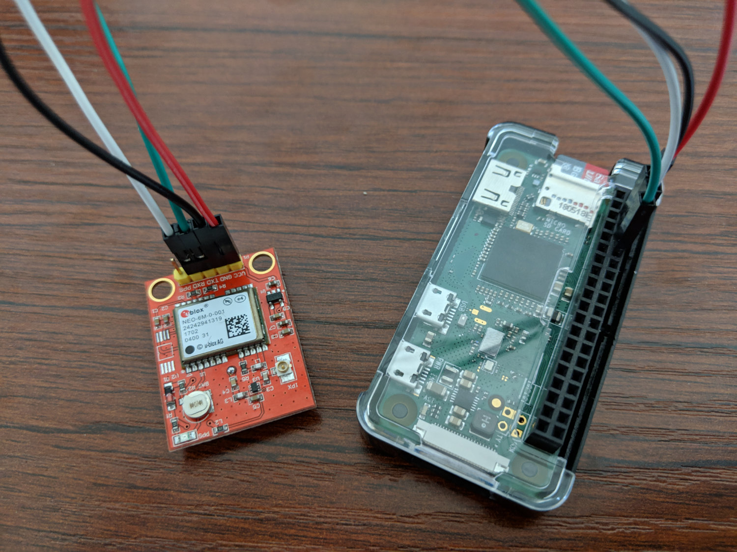 Read GPS Data With a Raspberry Pi Zero W and Node js - DZone IoT