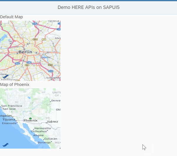 map images in SAPUI5