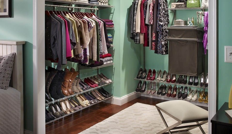 Shoe Racks For A Quick Fix Use Are Affordable Easy To Install And Come In Many Different Styles Expandable Like Shown Below