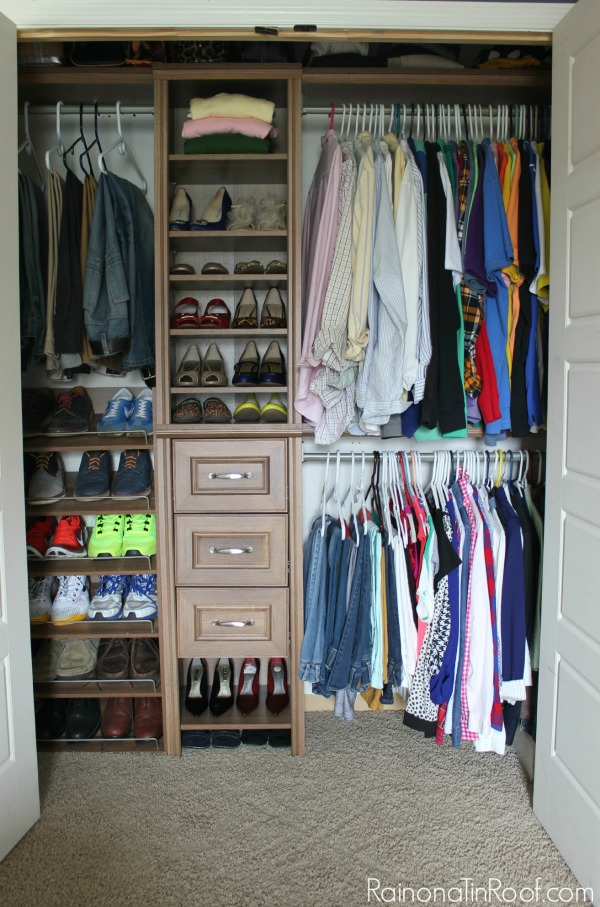 Some Of Our Favorite Before After Closet Makeovers