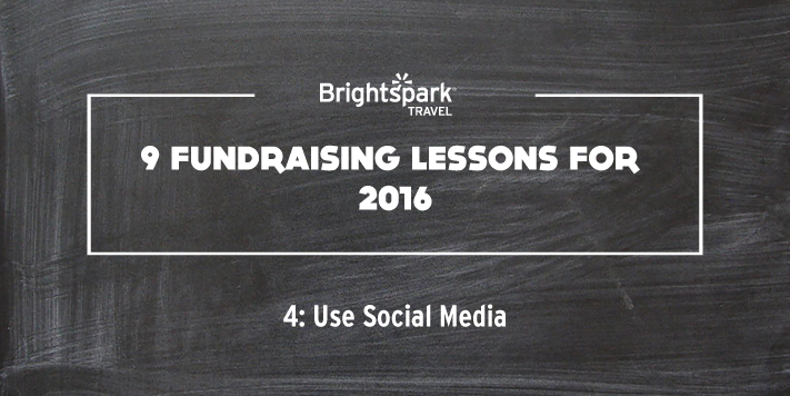 9 Fundraising Lessons | No. 4: Use Social Media featured image