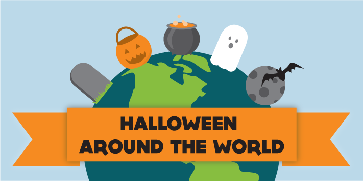 How 4 Global Destinations Scare Up Halloween Traditions