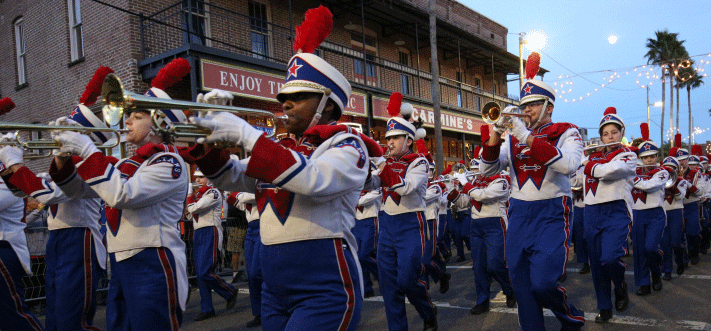 4 Tips for Improving Your Marching Band's Posture