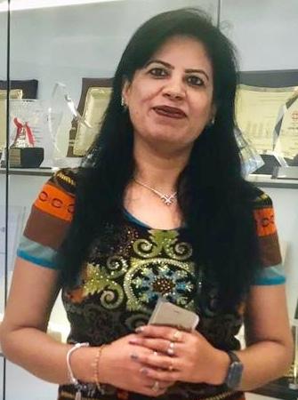 Deepika Sodhi, Academic Supervisor, International Curricula