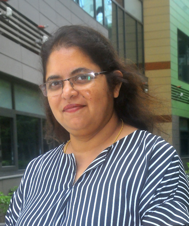 Rekha Varghese, Vice-Principal, SMART Campus
