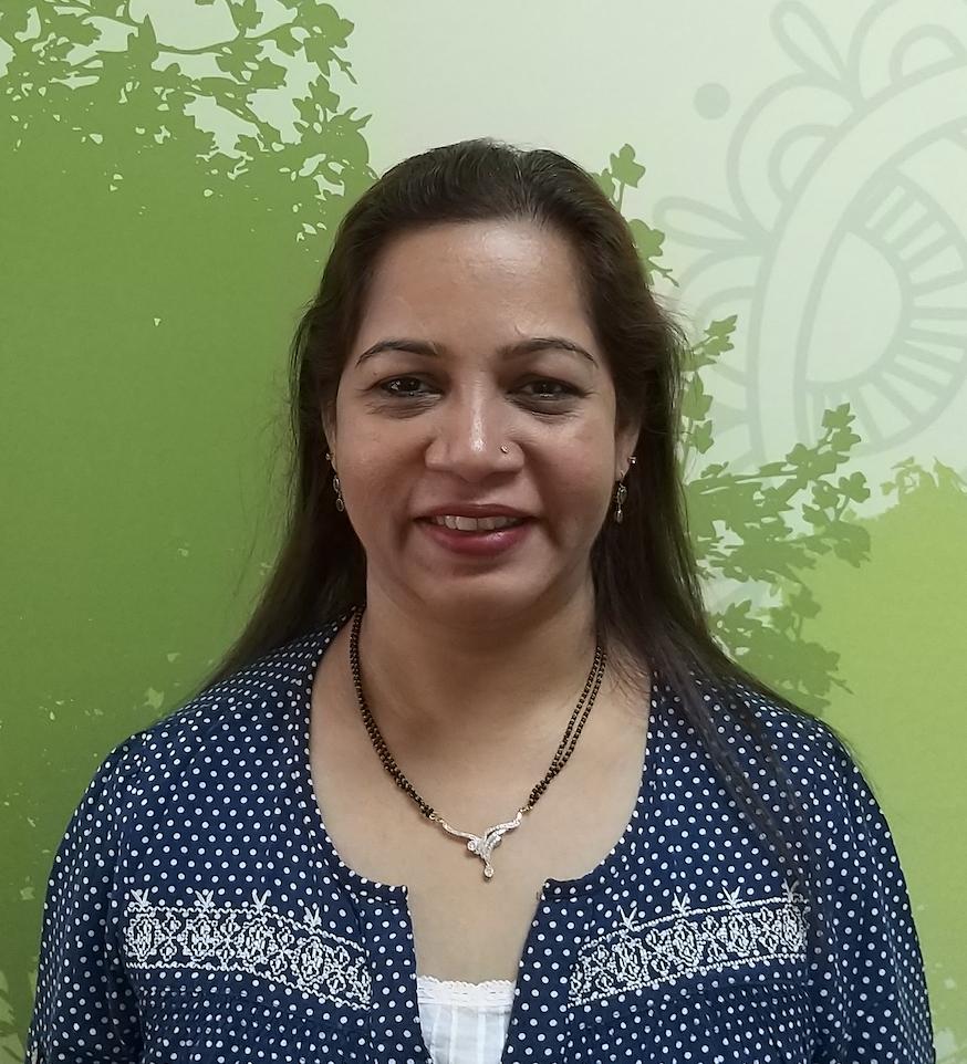 Arpita Nayak, Kindergarten Teacher