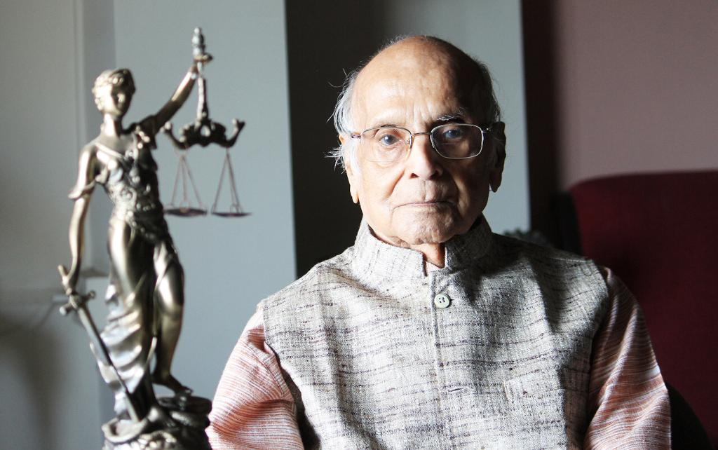 Dr Justice C.S Dharmadhikari was like a candle in the wind