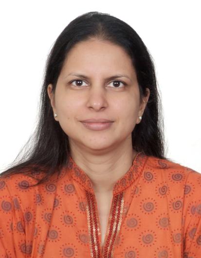 Divya Prasad, Student Counsellor