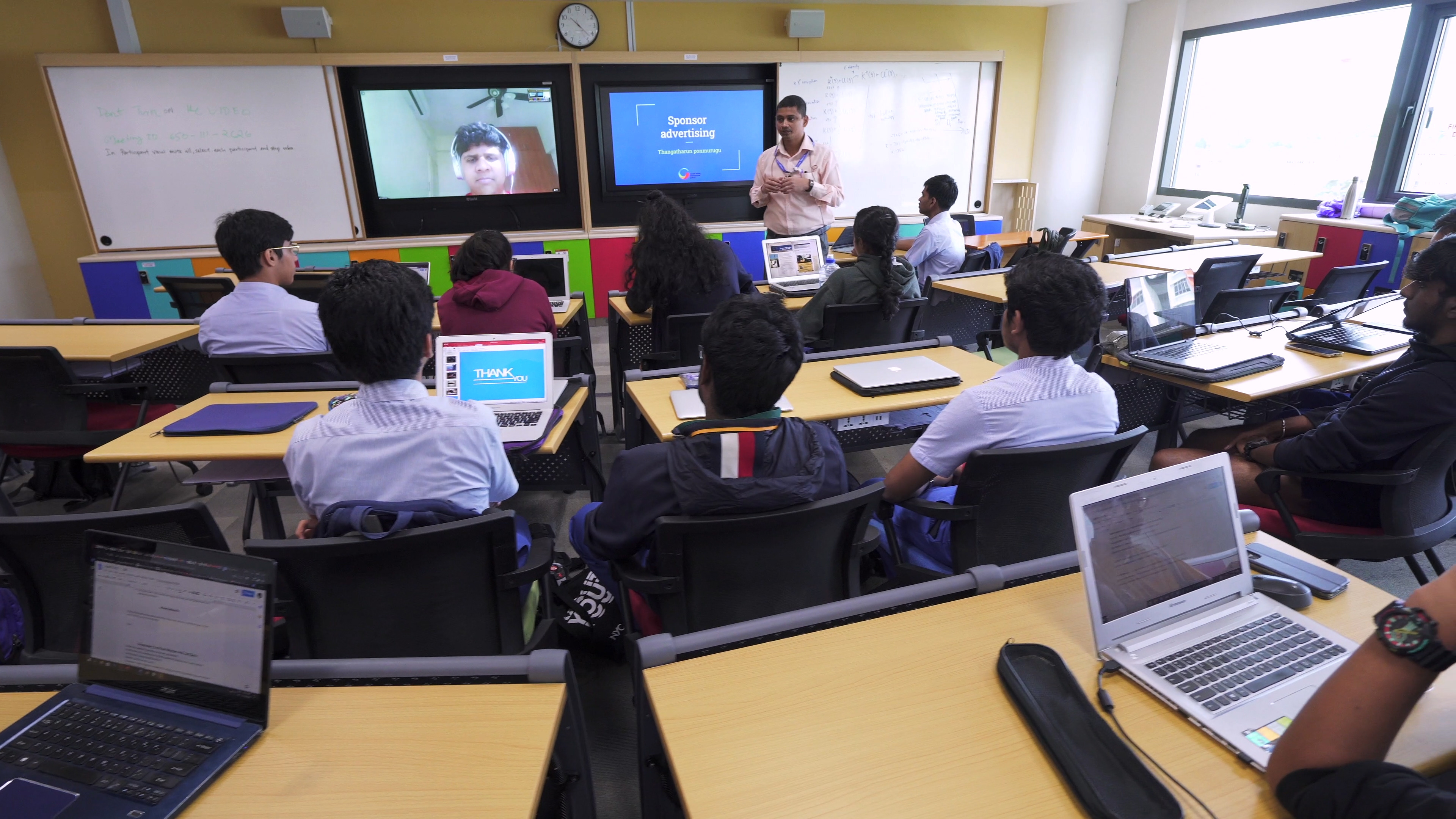 virtual class-1